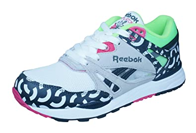 a02819169e96c Reebok Women Ventilator Collective (Gravel   White   Blazing Pink ...