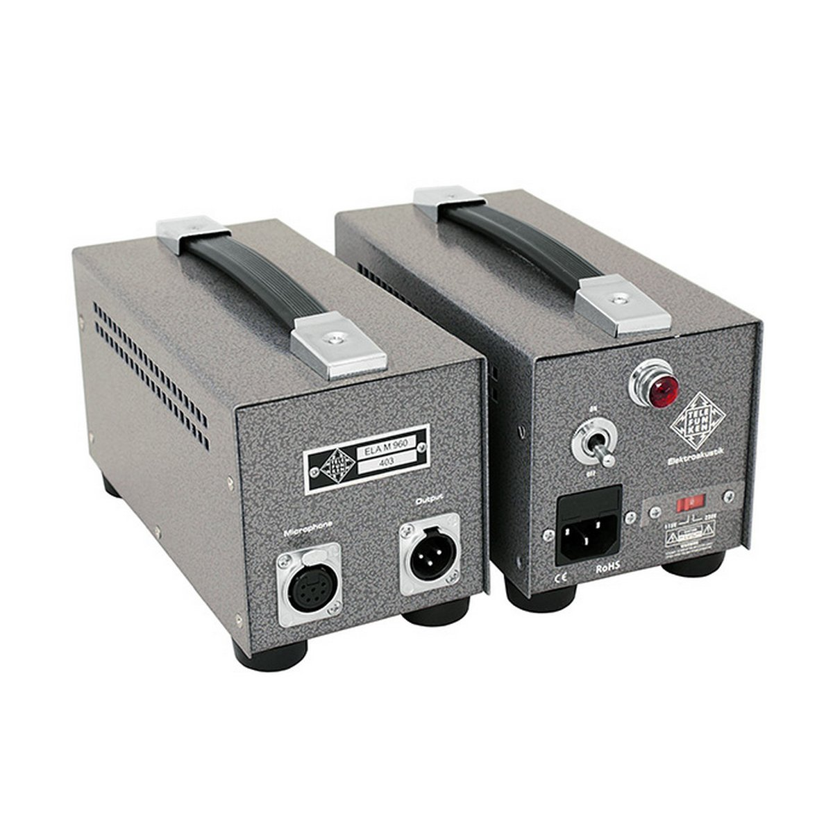 TELEFUNKEN Elektroakustik M 960   Power Supply for ELA M 260