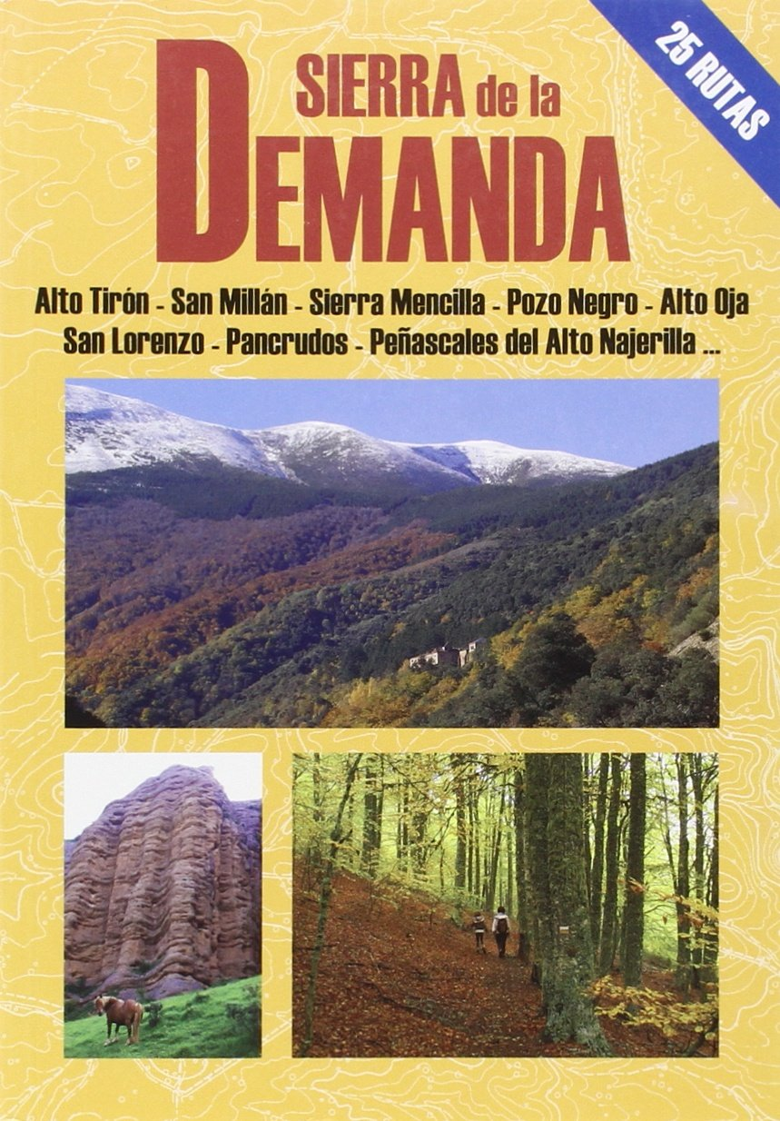Download Sierra de la Demanda ebook