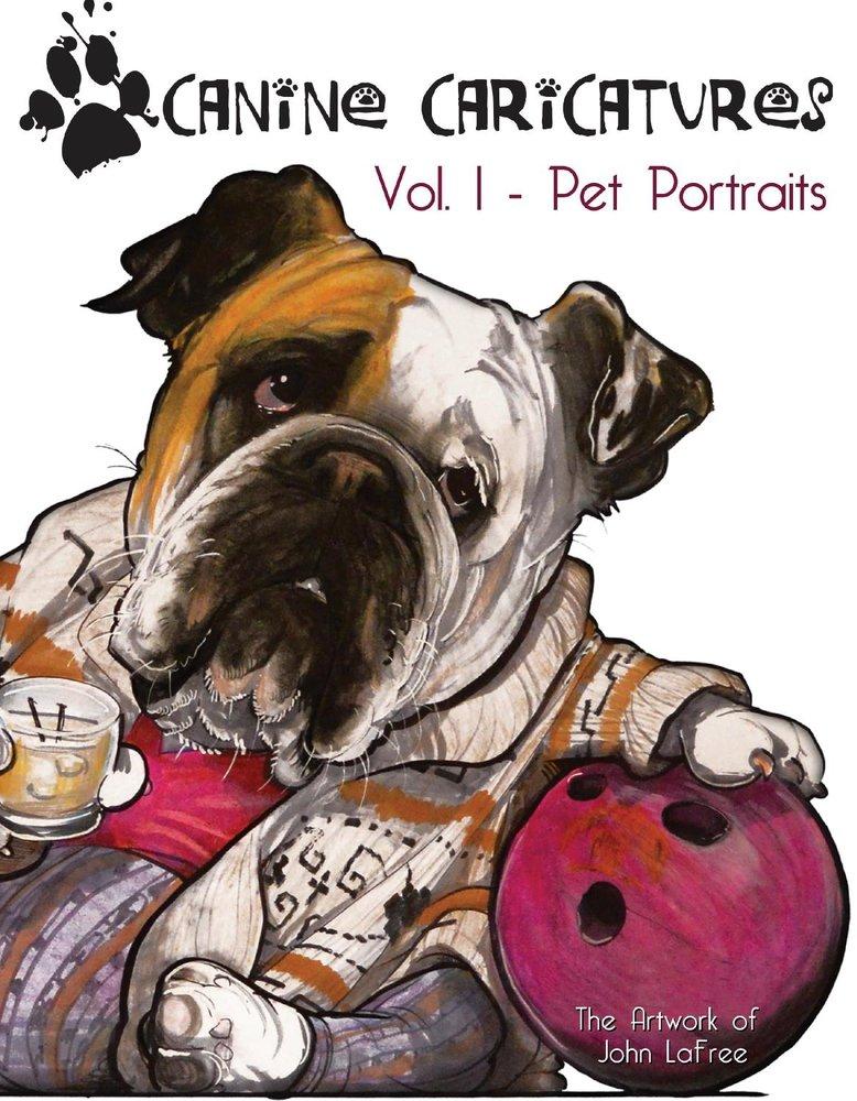Download Canine Caricatures: Vol. I - Pet Portraits pdf