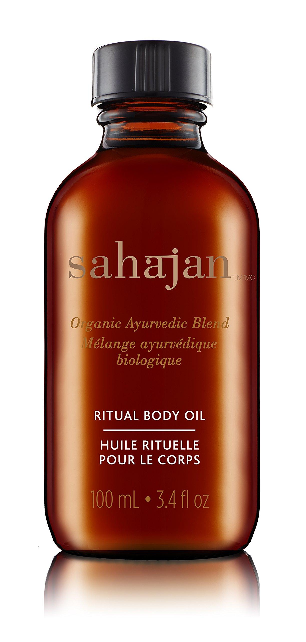 SAHAJAN Ritual Body Oil