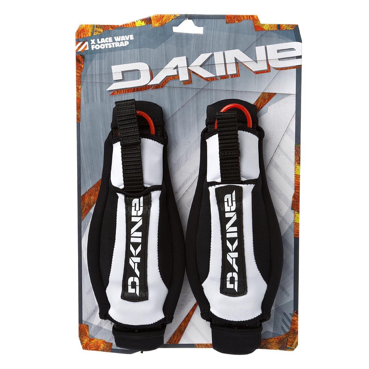 nowe obrazy przytulnie świeże klasyczny styl Dakine X-Lace Wave Footstrap (2), Farbe: White, Größe: OS ...