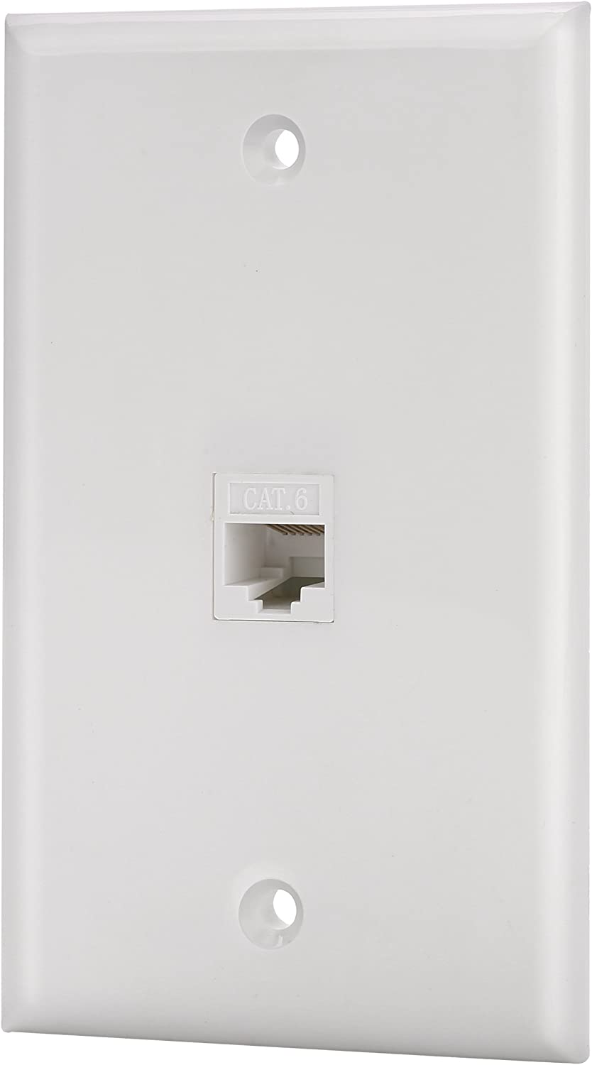 Poin Ethernet Wall Jack Wiring