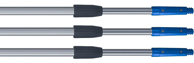 Barra telescópica aluminio - Disponible en varios tamaños: Amazon.es: Hogar