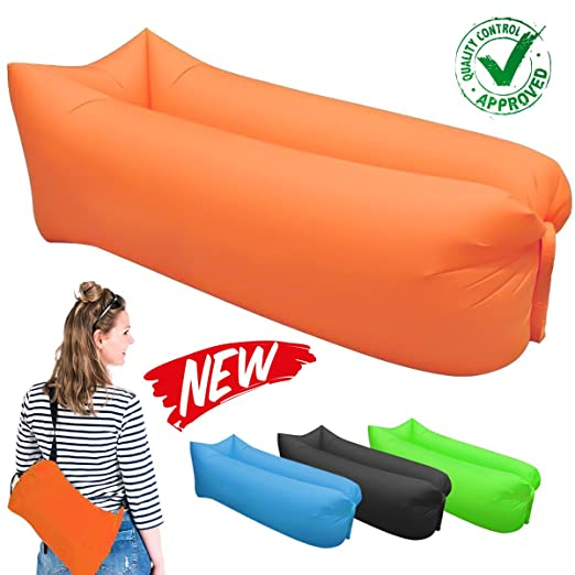 Euro Quality Original sofá & Air Bed hangout & sofá hinchable ...