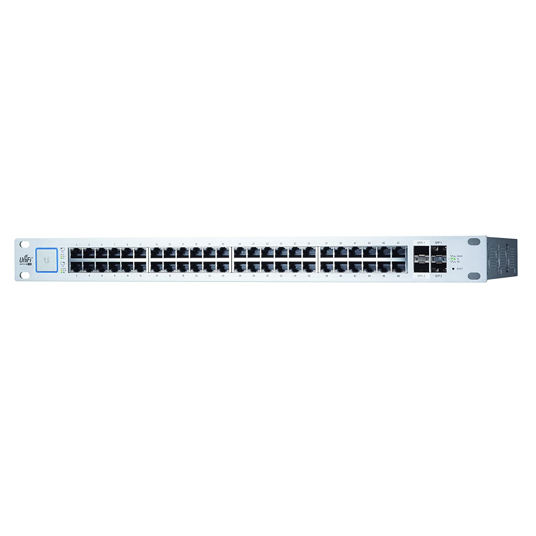 Ubiquiti US-48-500W 500 W 48 Port UniFi PoE Switch: Amazon