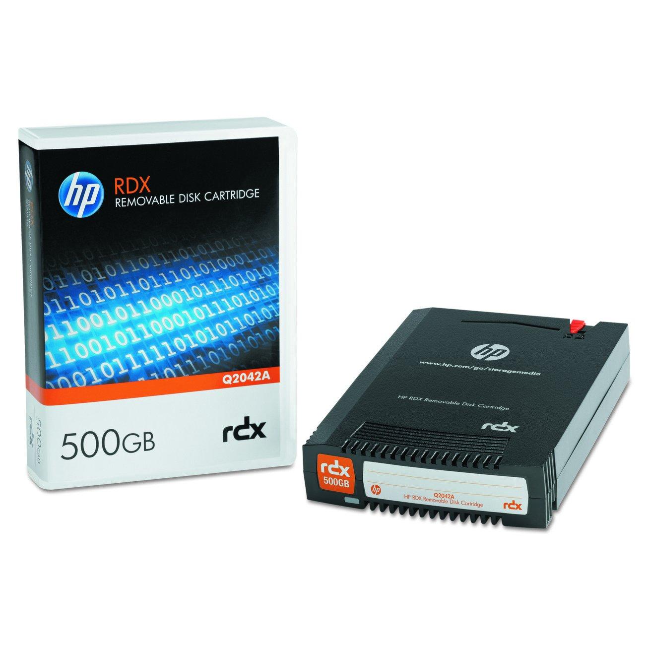 2V28895 - HP 500 GB 2.5quot; RDX Technology Internal Hard Drive Cartridge