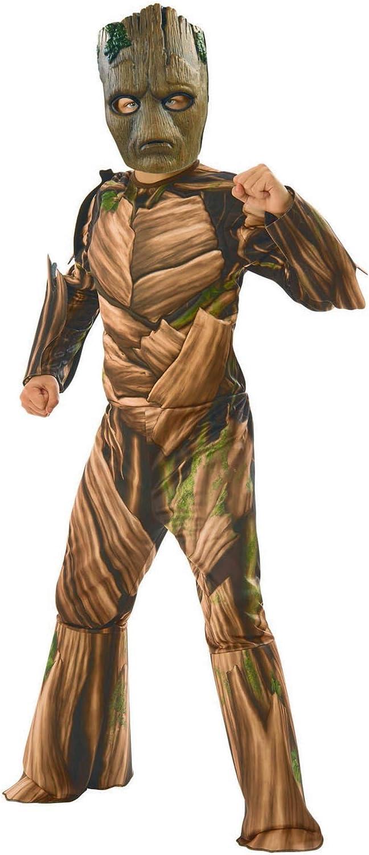 Disfraz de Groot adolescente, para niño, de Rubies: Amazon.es ...