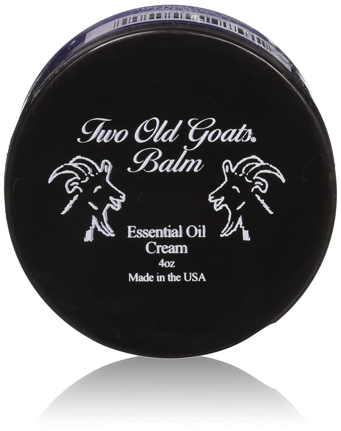 Two Old Goats Foot Balm Lotion, 4 oz BW Skin Care Inc