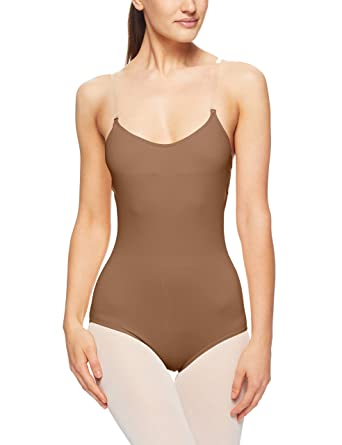 07d5b3b7f Amazon.com  Capezio Camisole Leotard w  BraTek  Clothing