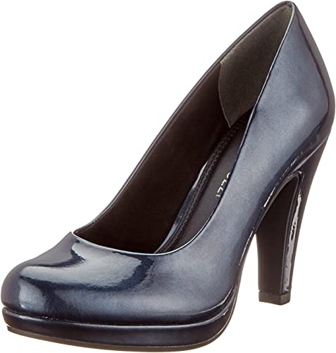 TALLA 39 EU. MARCO TOZZI 2-2-22410-31 841, Zapatos de Tacón para Mujer