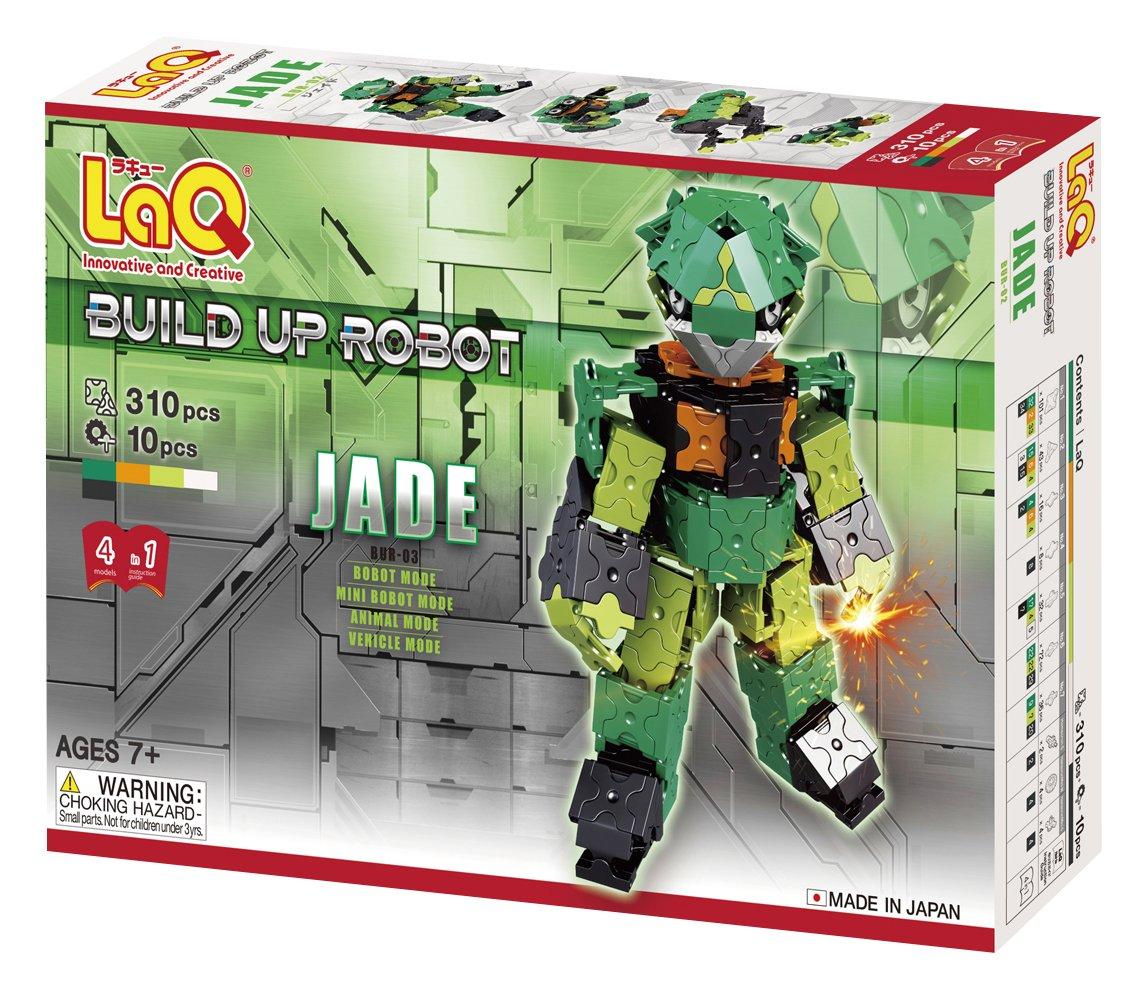Robot Jade à construire