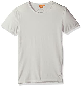 b5120a4c1 Amazon.com: BOSS Orange Men's Touring Crew Neck T-Shirt: Clothing