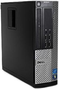Dell Optiplex 7010 SFF Desktop PC (Renewed) (I5-3470 3.2GHZ 8GB 128GB SSD Windows 10 Pro)