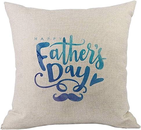 VECDY Cojines Sillas Jardin, Suave Feliz Día del Padre Sofá
