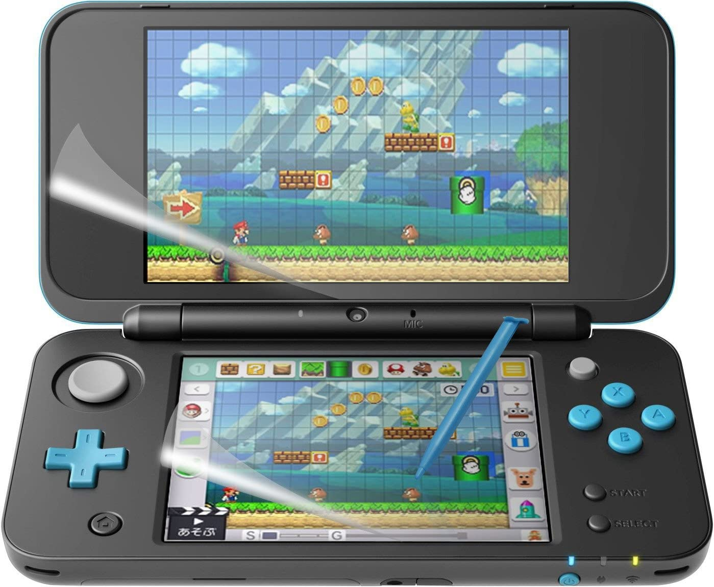 Amazon.com: Amazonbasics Carrying Case for New Nintendo 2DS ...