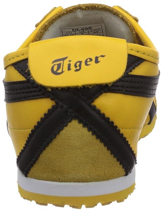 Onitsuka Tiger UnisexAmarilloyellow 49048 66 Black Mexico Zapatillas 3c5uFlKT1J