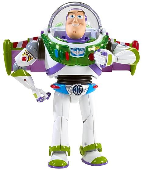 Toy Story Turbo Glo Buzz Lightyear