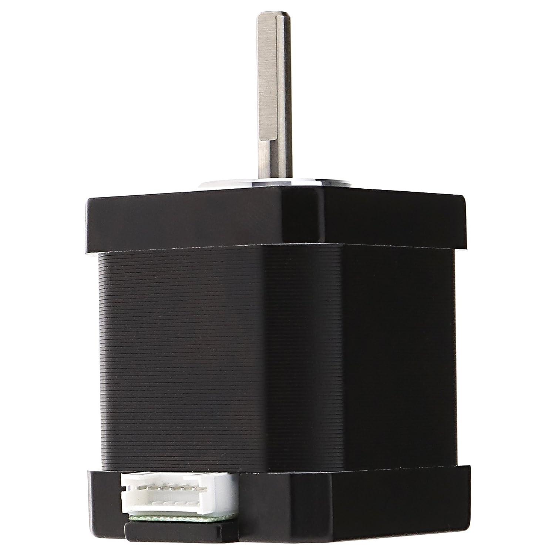 2tlg 3D Pinter Reprap CNC Robot 84oz.in 59Ncm Nema 17 Stepper Motor 1m Cable