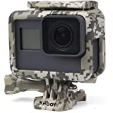 Amazon.com : GoPro Camo Housing + QuickClip (Realtree MAX-5 ...