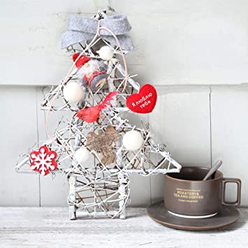 Amazonde Dorical Deko Weihnachten Weihnachten Dekoration Basteln