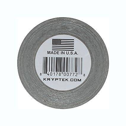 2  Width Pack of 48 ProTapes Kryptek Highlander Camo Vinyl//Rubber Duct Tape 20 yd Length