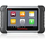 Autel MaxiCOM MK808 OBD2 Diagnostic Scan Tool with All System and Service Functions including Oil Reset, EPB, BMS, SAS, DPF, TPMS Relearn and IMMO (MD802+MaxiCheck Pro)