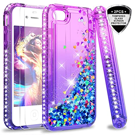 coque iphone 4 violet