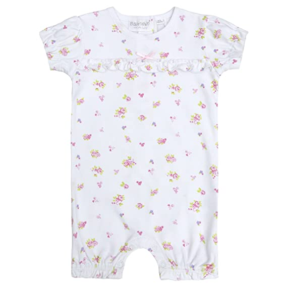 17ecb48c2964 BABY TOWN Babytown Baby Girls Romper Suit  Amazon.co.uk  Clothing
