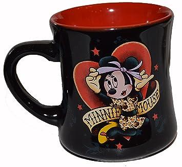 Gram À Café Minnie Tasse Tattoo Mouse Disney Parcs Original 6 453 54ARjq3L