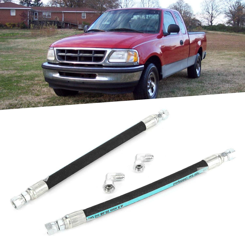 High Pressure Oil Pump Lines Fit for Ford 7.3L Powerstroke 94-97 High Pressure Oil Pump Hoses Replacement Set 5800psi HPOP Lines