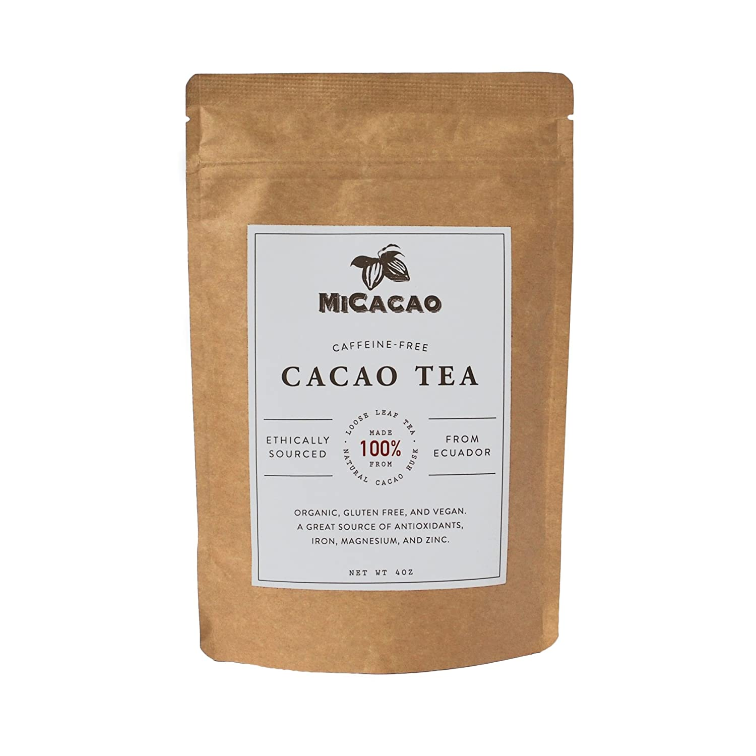 Cacao Tea, Loose MiCacao SYNCHKG111965