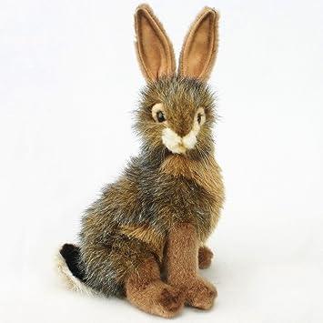Jack Rabbit Juguete De Peluche by Hansa. 22cm 3581