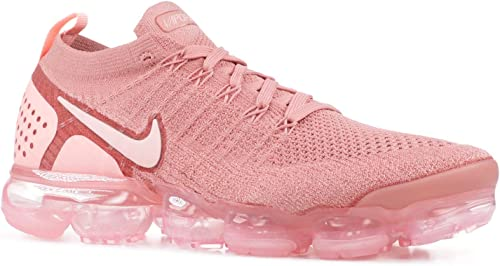 Nike W Air Vapormax Flyknit 2 'Rust Pink' - 942843-600 - Size W10.5