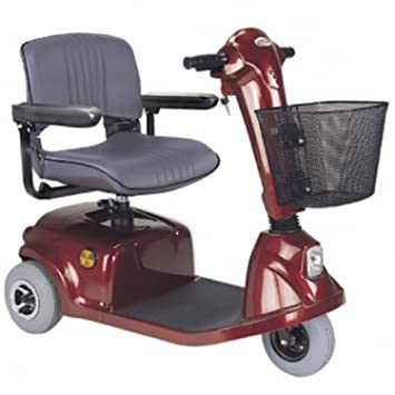 Amazon.com: CTM – HS-320 – Mid-range Travel Scooter – 3 ...
