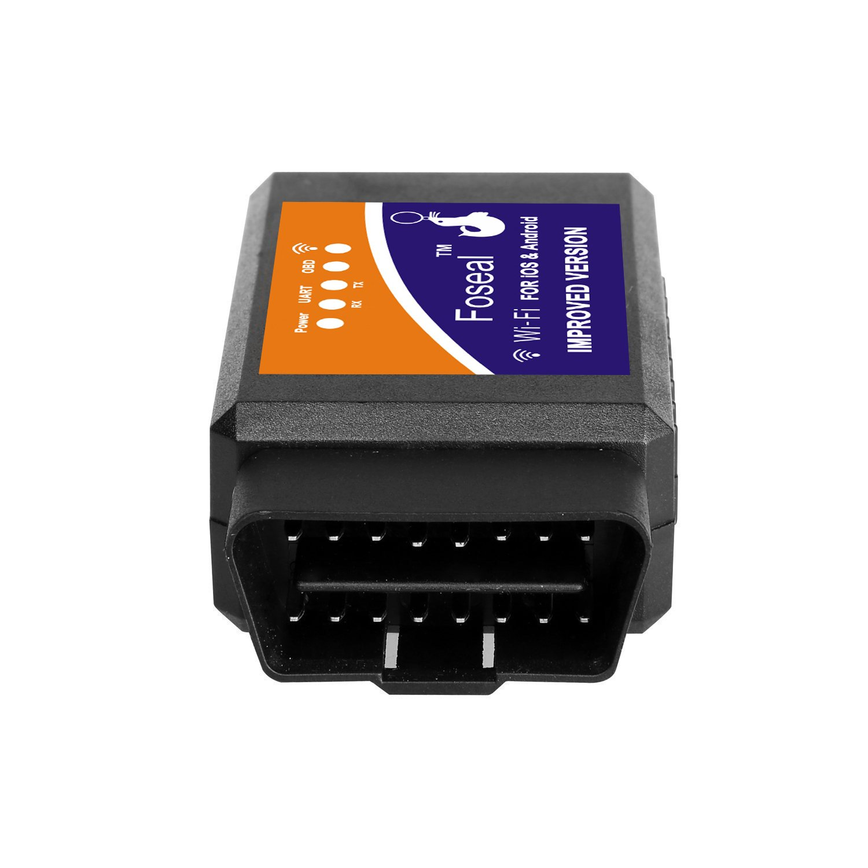 Foseal Improved Version Car WiFi OBD2 Scanner OBDII Scan Code Reader