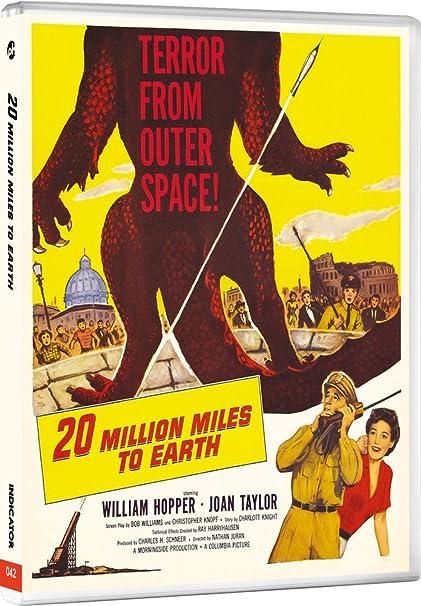 Amazon com: The Wonderful Worlds of Ray Harryhausen: Voume One: 1955