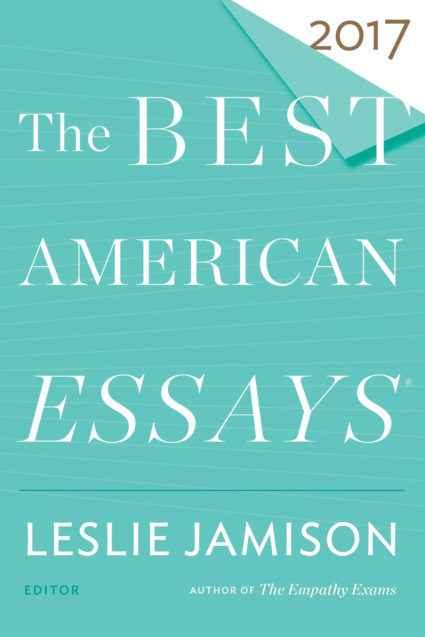 Best american essays anthology essay maker website