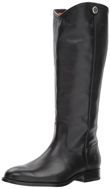 Frye Women's Melissa Button 2 Extended Calf Leather Tall Boots m9hEi7ek