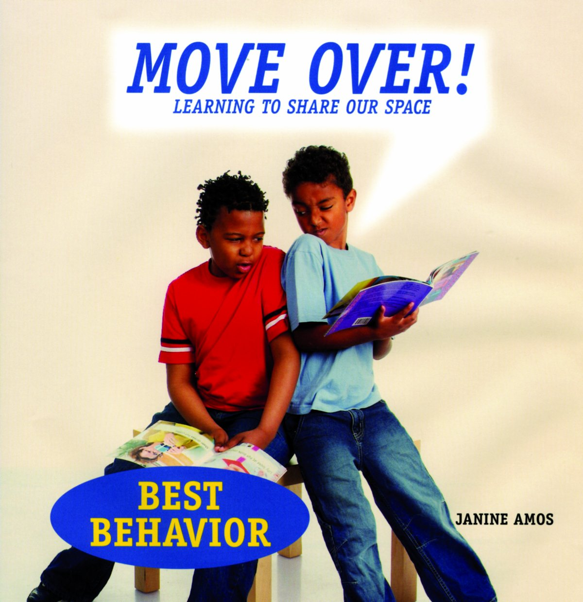 Download Move Over!: Learning to Share Our Space (Best Behavior) pdf