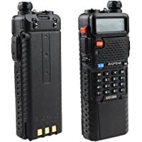 $36 » Baofeng UV-5R Dual Band UHF/VHF Radio Transceiver W/Upgrade Version 3800mah…