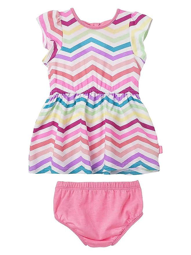 OFFCORSS Baby Girl Newborn Cute Dress with Panty Set | Vestidos de Bebe Niña