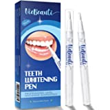 VieBeauti Teeth Whitening Pen(2 Pcs), 20+ Uses, Effective, Painless, No Sensitivity, Travel-Friendly, Easy to Use…