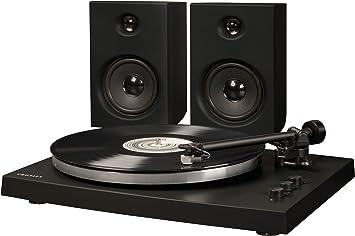 Amazon.com: Crosley T150 - Sistema de tocadiscos Bluetooth ...