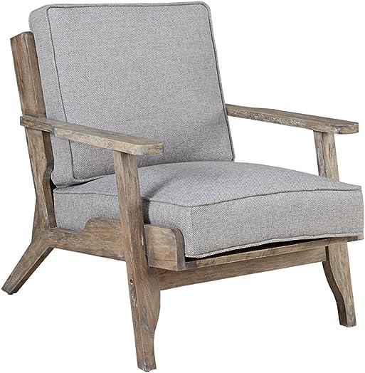 Malibu Accent Chair Grey See Below