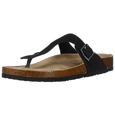 Skechers Women's Granola-Pyramids-Buckle Thong Slide Flip-Flop | Flip-Flops