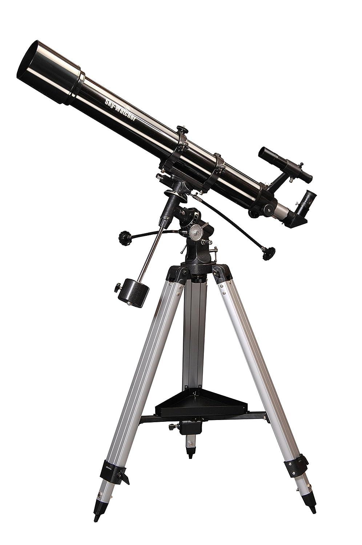 bc5773b18d16f1 Sky-Watcher Lunette 90 900 Sur Monture équatoriale EQ2, Noir  Amazon.fr   Photo   Caméscopes