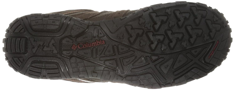 Columbia ROTmond EU Waterproof Trekking-& Wanderhalbschuhe, grau, 41 EU ROTmond M Herren d54add