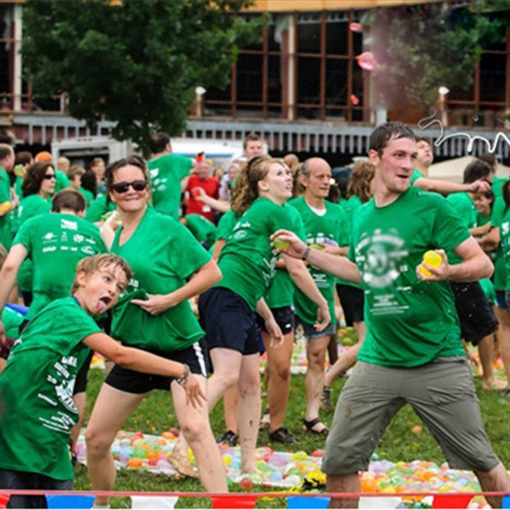 Bombe dAcqua Riempire Balloons colorato Enjoyall Palloncini dAcqua Gavettoni Facile da riempire