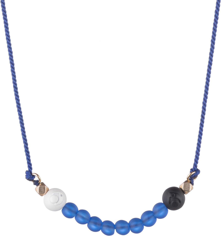 Lokai Glass Bead Necklace